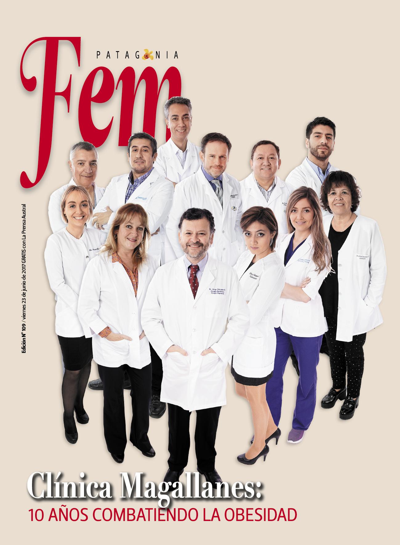Revista Fem Patagonia