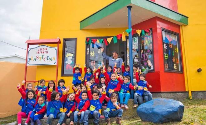 Jard n infantil plasticina fem patagonia for Vendo jardin infantil 2015