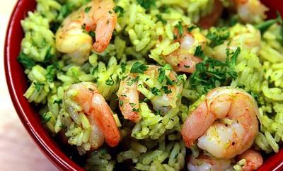 arrozconcamarones