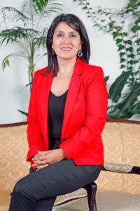 PAOLA FERNANDEZ - GOBERNADORA