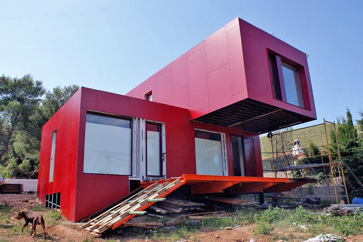 Containers Y La Aventura De Fabricar Tu Casa Modular Fem